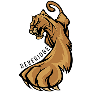 Beveridge Elementary School Gary Logo