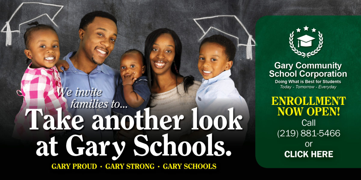 gary community schools phone number list