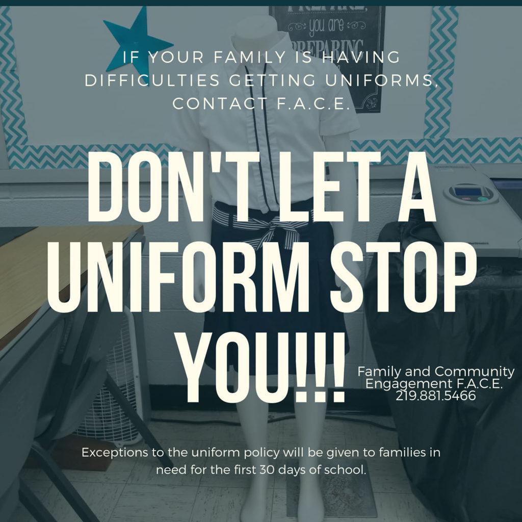 Uniform Assistance